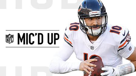 micd  chicago bears quarterback mitchell trubisky