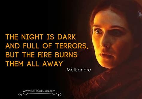 game  thrones lady melisandre quotes elitecolumn