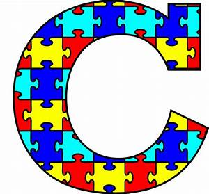 autism on emaze With puzzle piece letters