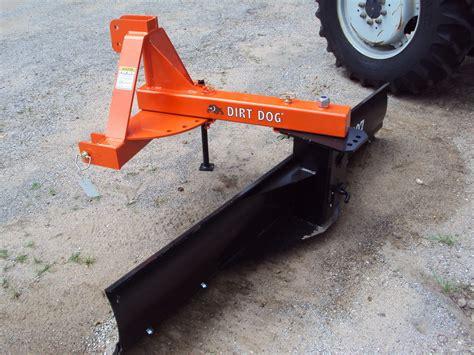 Dirt 3pt 7 Angle Grader Blade Magnolia Tx 112814575 Equipmenttrader