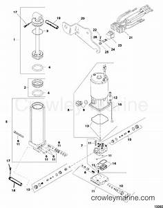 Power Trim Pump Assembly 830150a2    Tilt    Lift Systems And