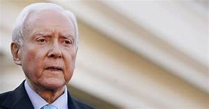 Orrin Hatch, longest-serving GOP senator, to retire at ...