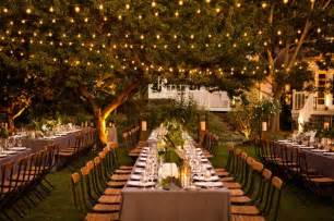 outside wedding venues outdoor wedding reception enchanted garden onewed