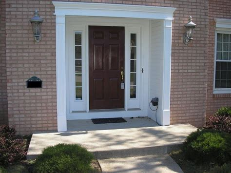 doors with sidelights best entry door with sidelights robinson decor