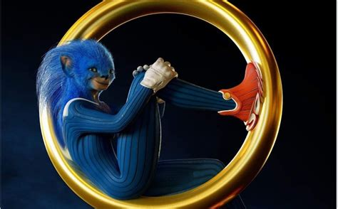 sonic characters  redesign