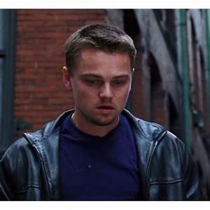 "Leonardo DiCaprio ""Billy Costigan"" Departed Leather Jacket"