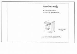 User Manual Kelvinator Kl75cm  12 Pages