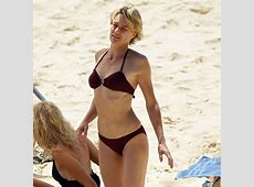 Naomi Watts Bikini With Robin Wright Pictures POPSUGAR