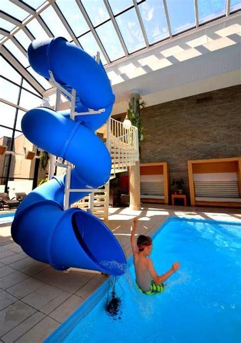 Custom Pool Slides  Custom Pool Slides For The Perfect