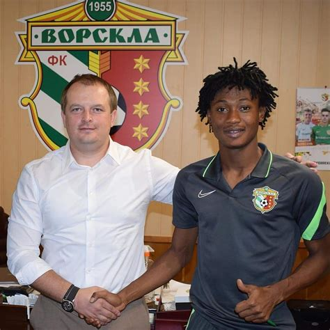 Ghana youth star Najeeb Yakubu extends Vorksla Poltava ...