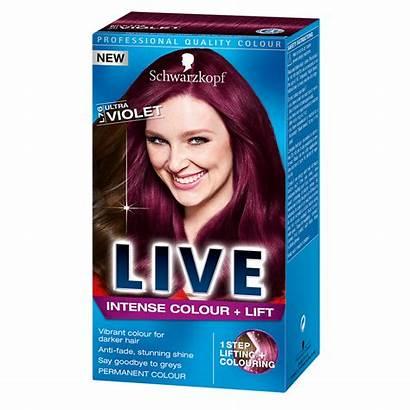 Schwarzkopf Colour Violet Ultra Dye Hair Permanent