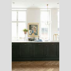 The Best Dark Green Kitchens Like Ever » Jessica Brigham