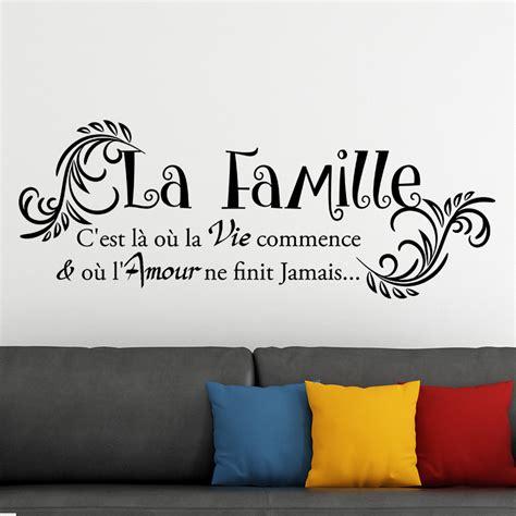 sticker citation la famille stickers stickers citations