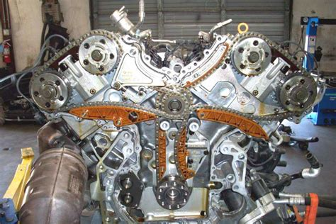 Volkswagen W8 Engine Problems by Intake Exhaust Relation Timing Chain Marks Rennlist