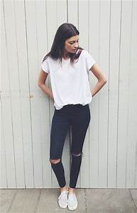 25+ best ideas about Black Jeans Outfit on Pinterest ...