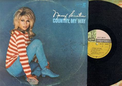 Nancy Sinatra Country My Way Records, Lps, Vinyl And Cds