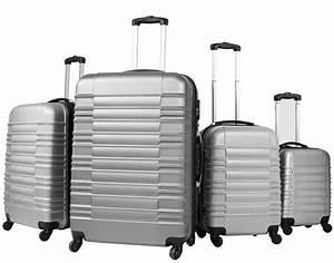 Kleiner Koffer Mit 4 Rollen : koffer set trolley koffer hartschalen set vergleichssieger ~ Kayakingforconservation.com Haus und Dekorationen