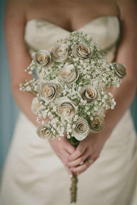 inspiration bouquet de fleurs en papier jai dit oui