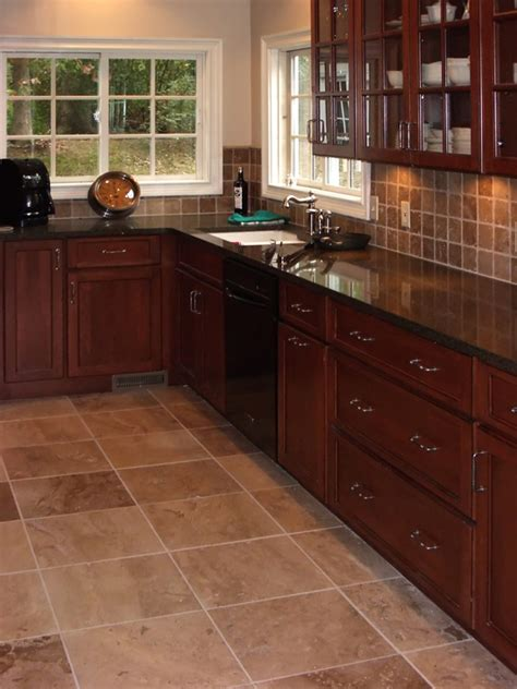 kitchen floor tiles ideas pictures cherry kitchen cabinets kitchens with grey floors kitchen