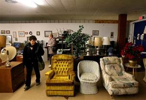 used furniture stores abound around town news the