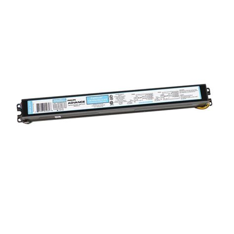 t8 ballast 2 l upc 781087124611 philips advance lighting hardware