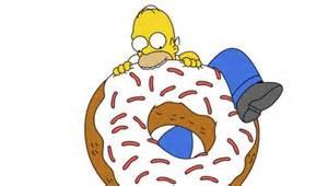 Homer Simpson Donuts