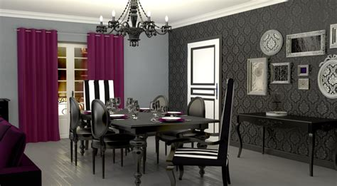 Tapisserie Salle A Manger by Photo Decoration Deco Salle A Manger Tapisserie Jpg
