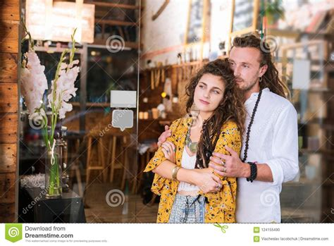 If you are traveling with children, be sure to read best things to do in. Couple Of Entrepreneurs Standing Near Their Own Coffee Shop Stock Photo - Image of party ...