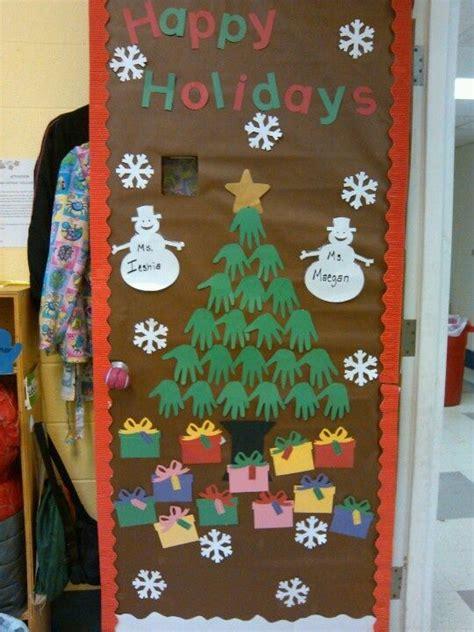 preschool door decorations for christmas kindergarten class preschool door idea doors