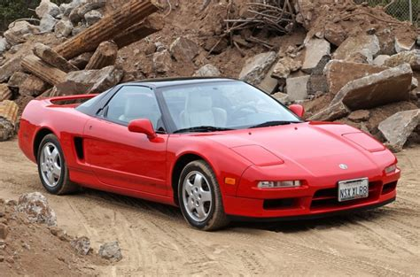 acura nsx 1991 2600 mile 1991 acura nsx 5 speed for sale on bat auctions
