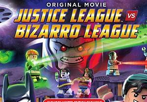 LEGO DC Justice League vs Bizarro League - Dramastyle