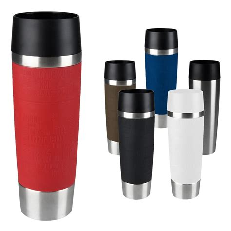 emsa isolierbecher travel mug grande 500 ml farbe real