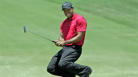 Tiger Woods says this exercise early in his career ...