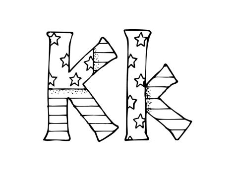 alphabet patriotic coloring pages  kids updated