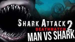 Shark Attack Deathmatch 2 Gameplay