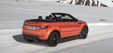 range rover cabrio gebraucht vorstellung range rover evoque cabrio preis kauf