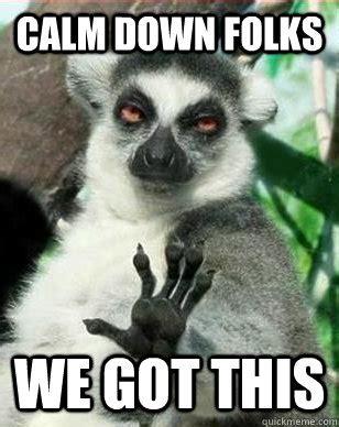 We Got This Meme - calm down folks we got this business decisionmaker quickmeme