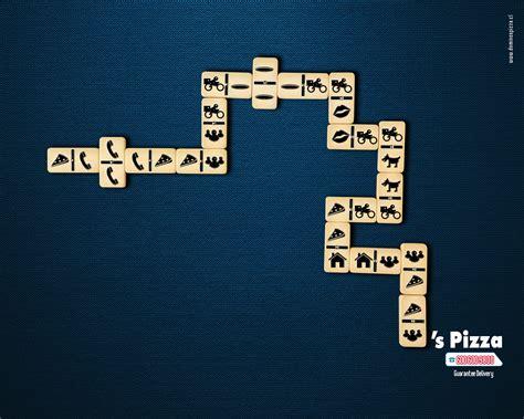 print ad dominos pizza guaranteed delivery