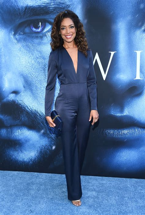 gina torres game thrones season premiere los