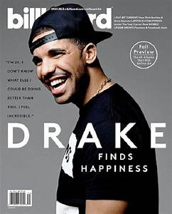 Drake appears on cover of 'Billboard' magazine