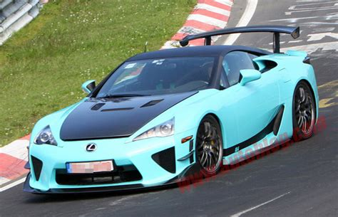 How Much Does A Lexus Lfa Cost