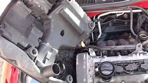 How To Remove Vw Golf Mk4 Engine Cover