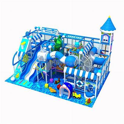 Structure Play Ocean Theme Park Soft Amusement