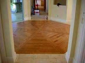 installing tile wood floors together grid patterns designs
