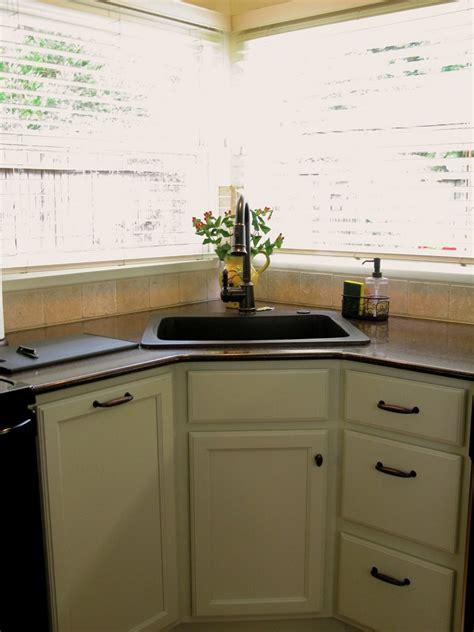 corner kitchen rug sink best and cool corner kitchen sink for clean home