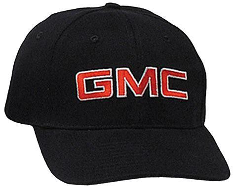gmc hat general motors company fine embroidered logo cap gmc cap hats