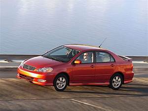 Diagram 2003 Toyota Corolla Gt