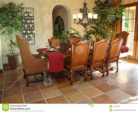 beautiful dining room stock photo image  dining glass