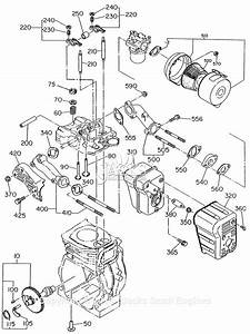 Robin  Subaru Eh17 Parts Diagram For Intake  Exhaust