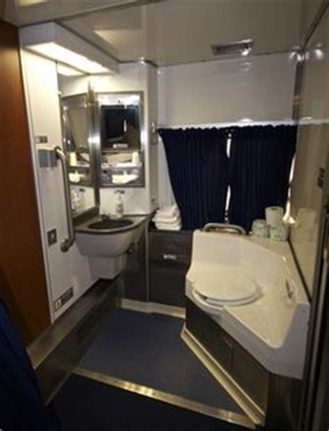 Do All Amtrak Trains Bathrooms by Your Own Bathroom With Shower If You Reserve A